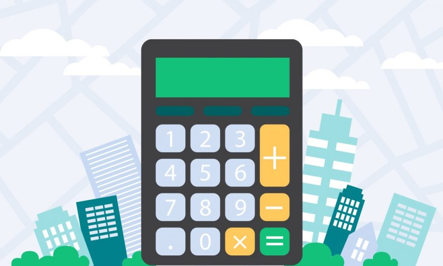 blog - calculator